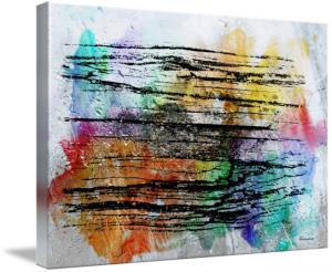 2j Abstract Expressionism Digital Painting Featured in Images That Excite You Group 04-05-16